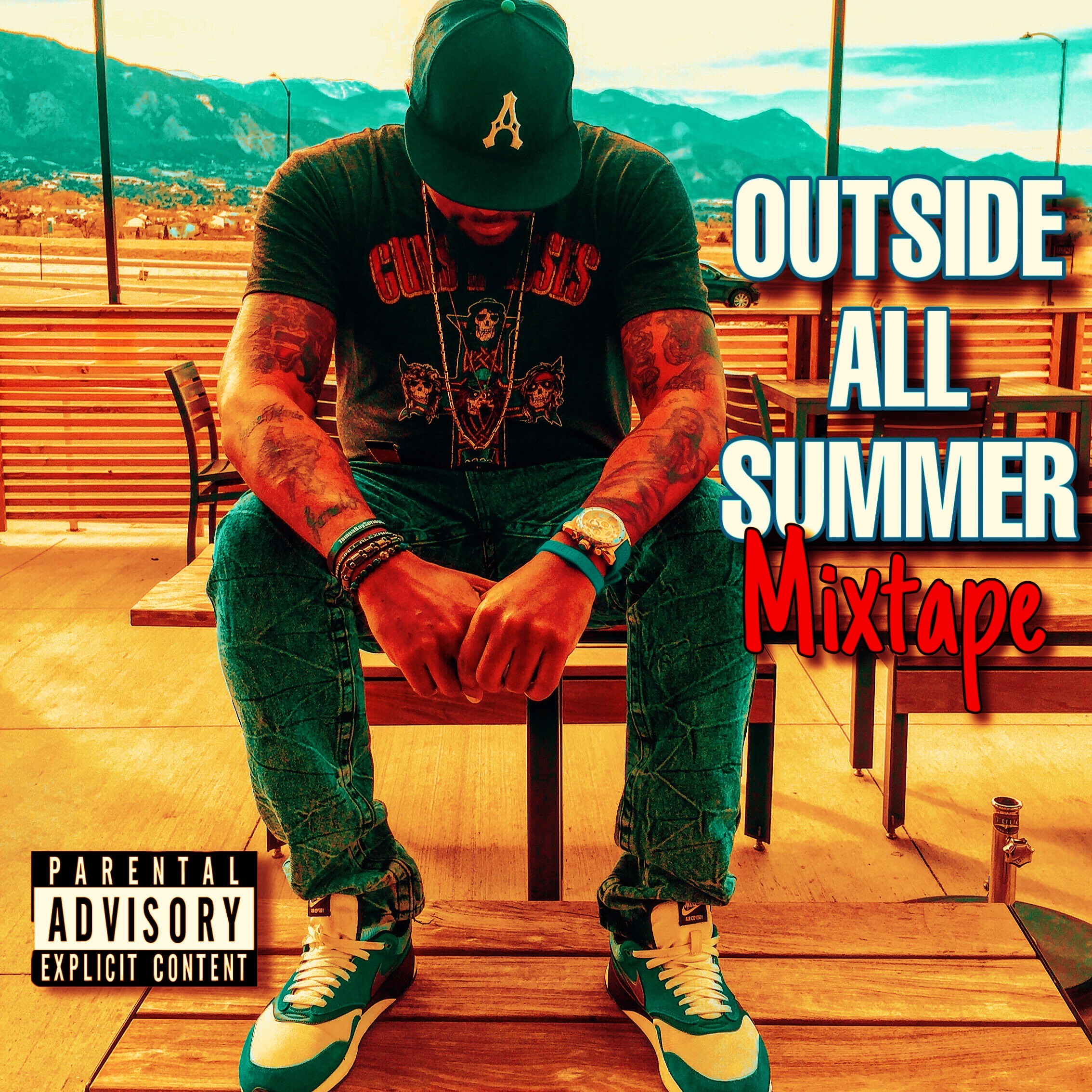 Outside All Summer (Mixtape Compilation)