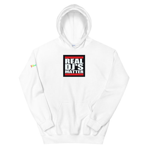 Real DJ's Matter Hoodie