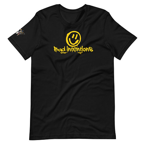 Bad Intensions T-Shirt (Delusions)