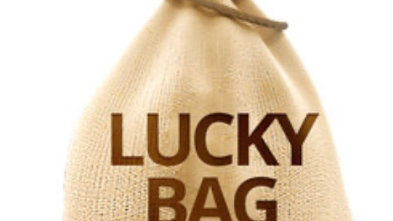 Lucky bag for Saturday