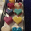Thumbnail: Giant wax melt clam shell hearts sweets for my sweet !
