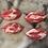 Thumbnail: Raspberry Crush Foaming Bath Bomb
