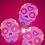 Thumbnail: Rose wonder sugar skull  bath bomb