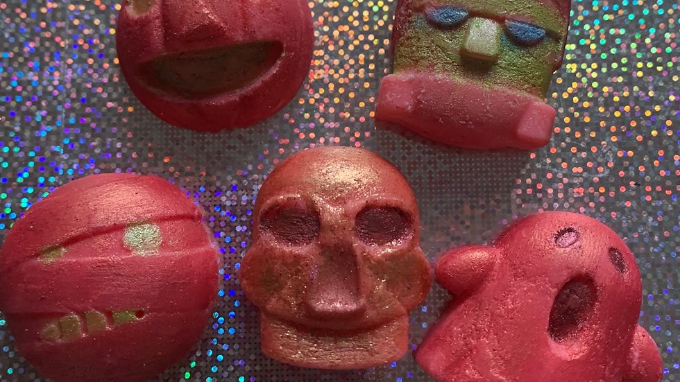Soywax halloween 🎃 collection wax melt a pumpkin spice fragrance