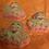 Thumbnail: Lime basil and orange Octopus slow Foaming Bath Bomb