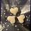 Thumbnail: Crisp linen and aqua sky fragrance Bleeding 🩸 hearts ♥️ soy wax