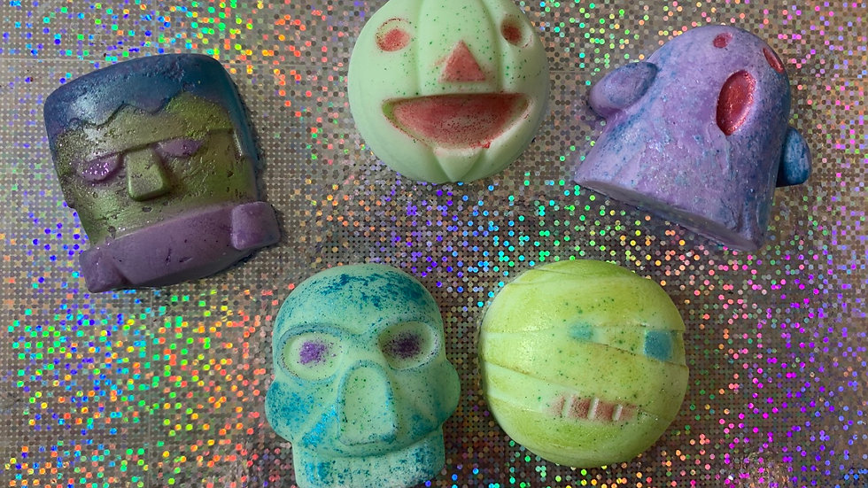 Soywax halloween 🎃 collection wax melt  witches brew fragrance
