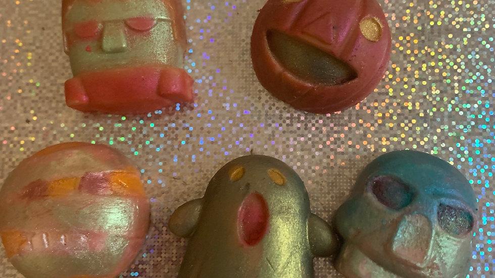 Soywax halloween 🍎 collection wax melt toffee apple  fragrance