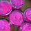 Thumbnail: Pink peppercorn & raspberry fragranced  fluff whipped soap
