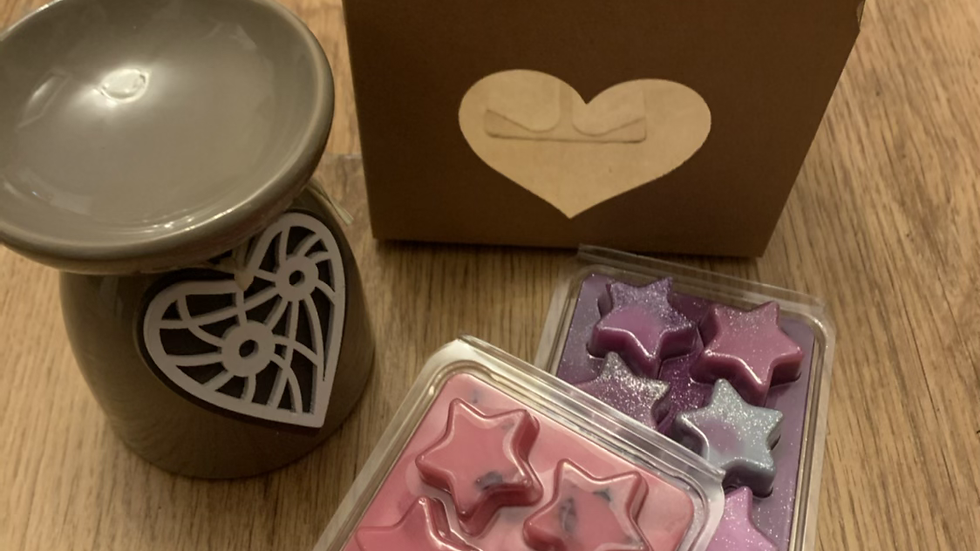 Mother's Day WAX MELT GIFT SET