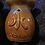 Thumbnail: Earth Metal Water elemental wax melt burner ceramic
