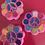 Thumbnail: Rose wonder hippy flower bath bomb