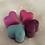Thumbnail: Unicorn Sparkles wax melt mini hearts