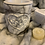 Thumbnail: Concrete love wax melt burner marble