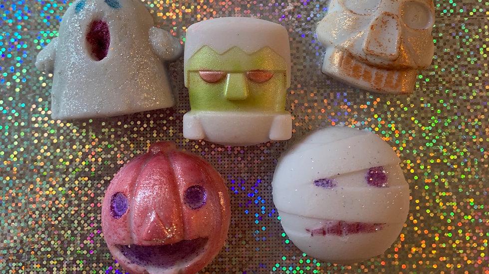 Soywax halloween 🎃 collection wax melt  ghostly walk  fragrance