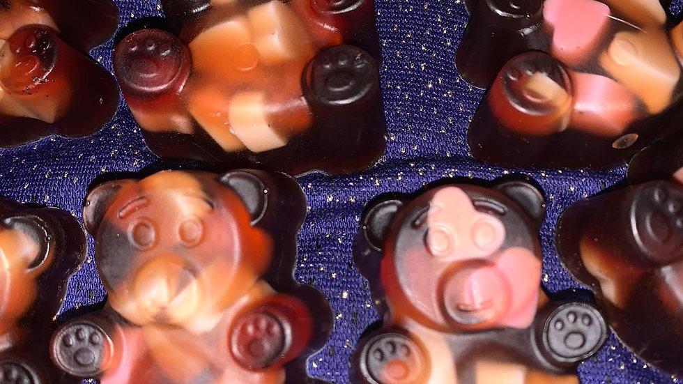 Candy Floss Bears