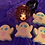 Thumbnail: Rhubarb & Custard Foaming Bath Giant 👻 ghost