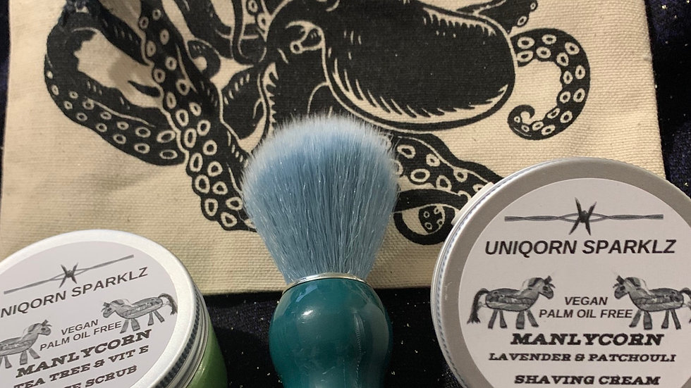 MENS GIFTSET shave and wash