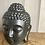 Thumbnail: Classy large matt Buddha melt burner