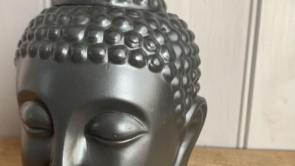 Classy large matt Buddha melt burner