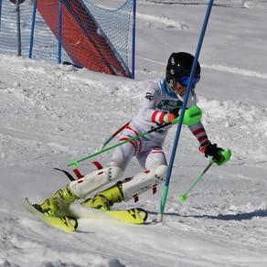 Großartige Leistungen beim TSV-Kids Cup unserer Skimittelschüler