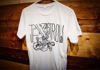 JF Zastrw Skeleton Shirt