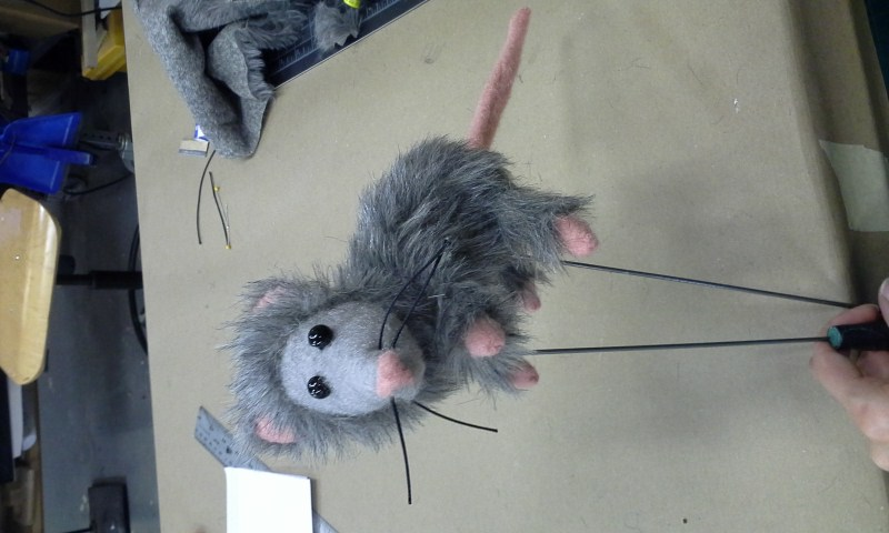 Rat from Ghastly Dreadfuls