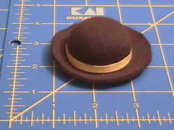 Tiny Bowler Hat