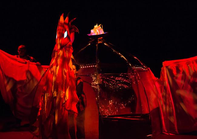 Helix of Fire Phoenix Finale