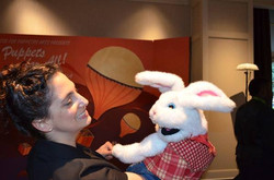 Paul Bunny: Center for Puppetry Arts