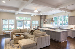 Great Room Addition, Winnetka IL