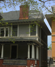Dormer Additions at Historic Home, Chicago