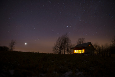 Sustainable Cabin, WI