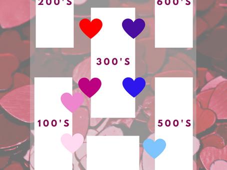 Senior Hearts 2020