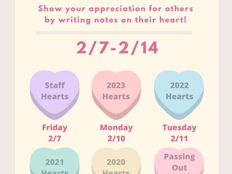 Hearts Week 2020
