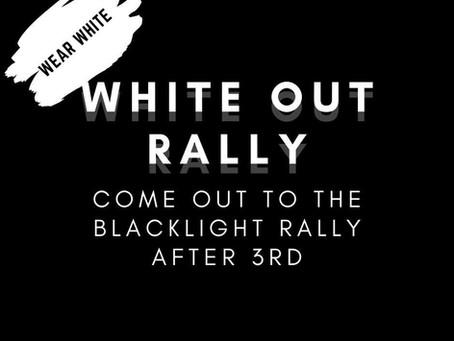 Blacklight Rally!