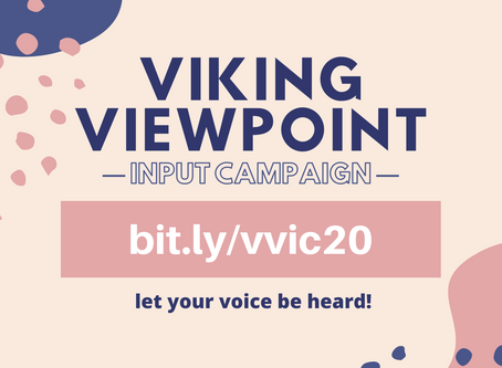 Viking Viewpoint Input Campaign