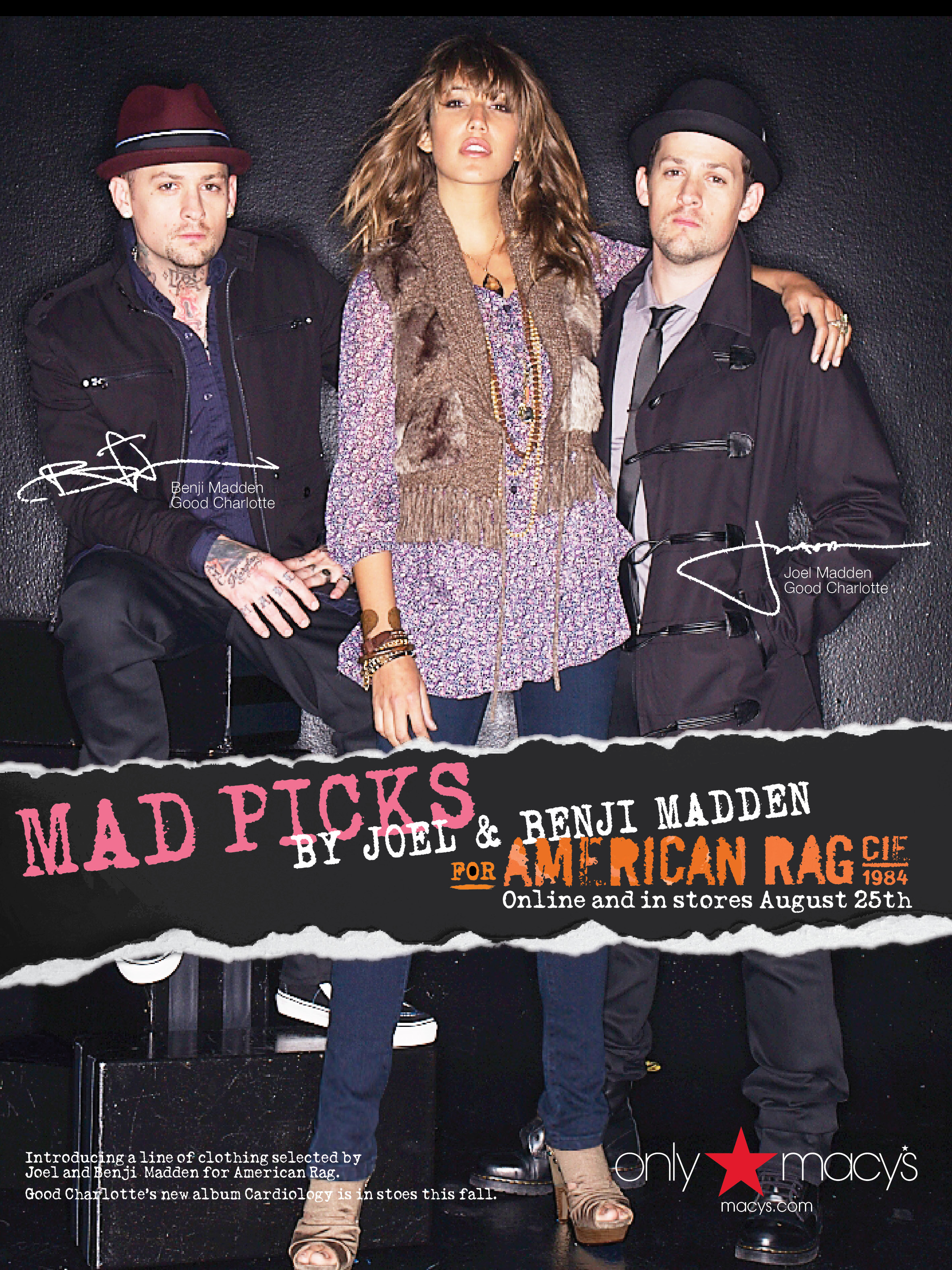 American Rag for Macy's