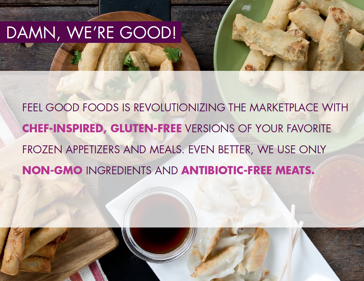 Feel Good Foods Investor Deck