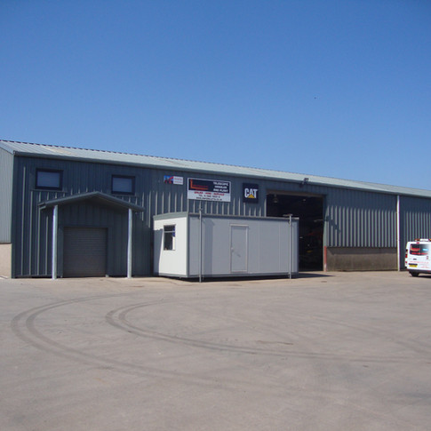 DM Forklifts, Aberdeenshire