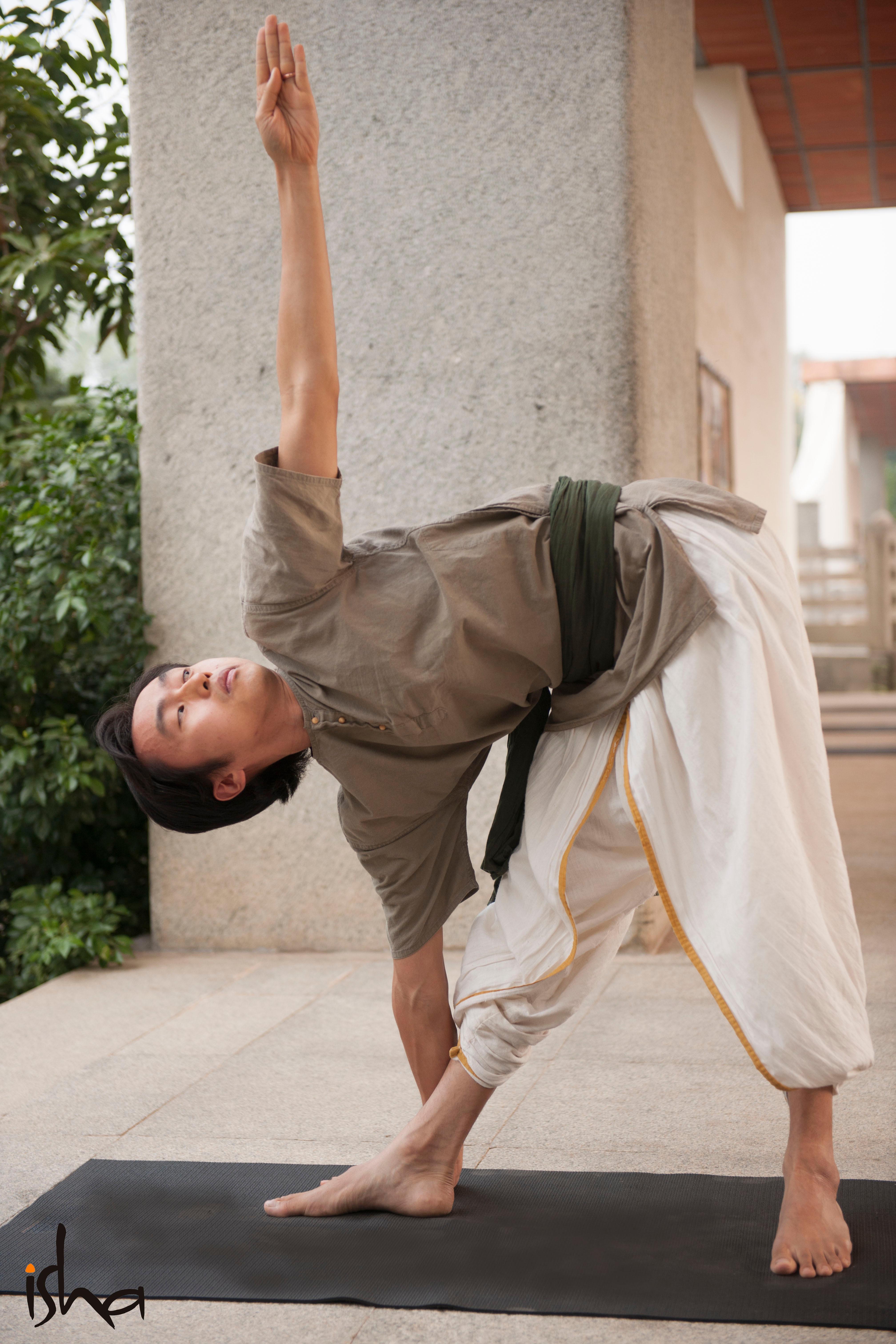Yogasanas - Core Hatha Yoga
