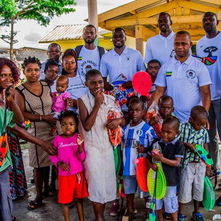 SEED Rise Gabon in partnership with Don Bosco