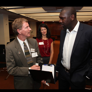 Founder at the University Global Coalition's launch
