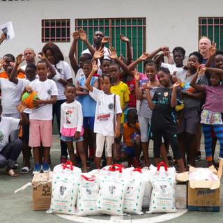 Don Bosco Invitational community outreach
