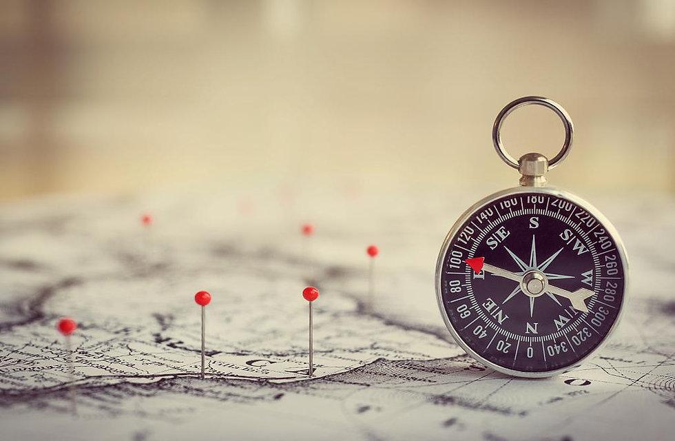 Navigate Digital Mergers - Map