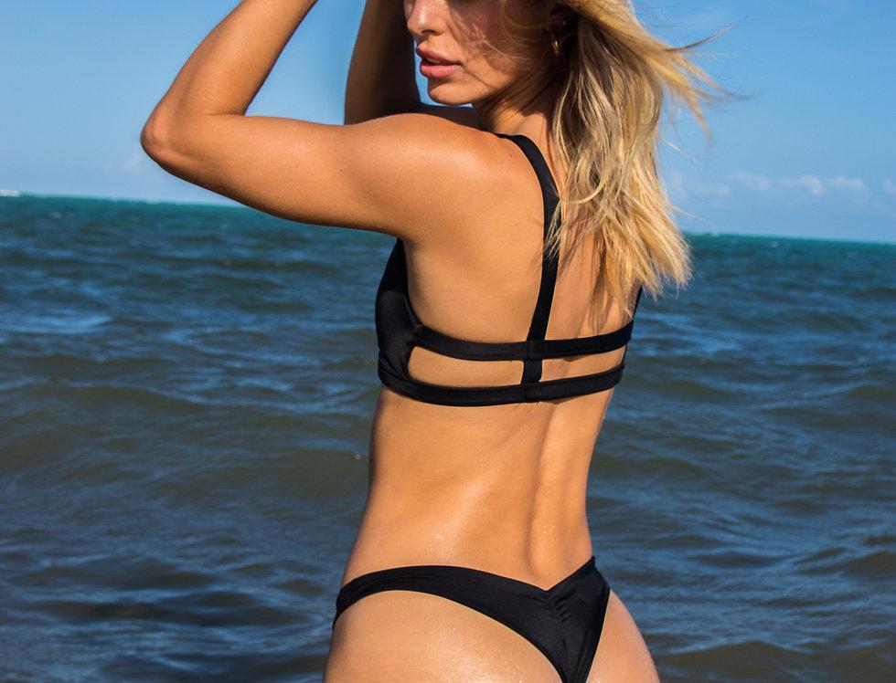 Brittany Scrunch Thong