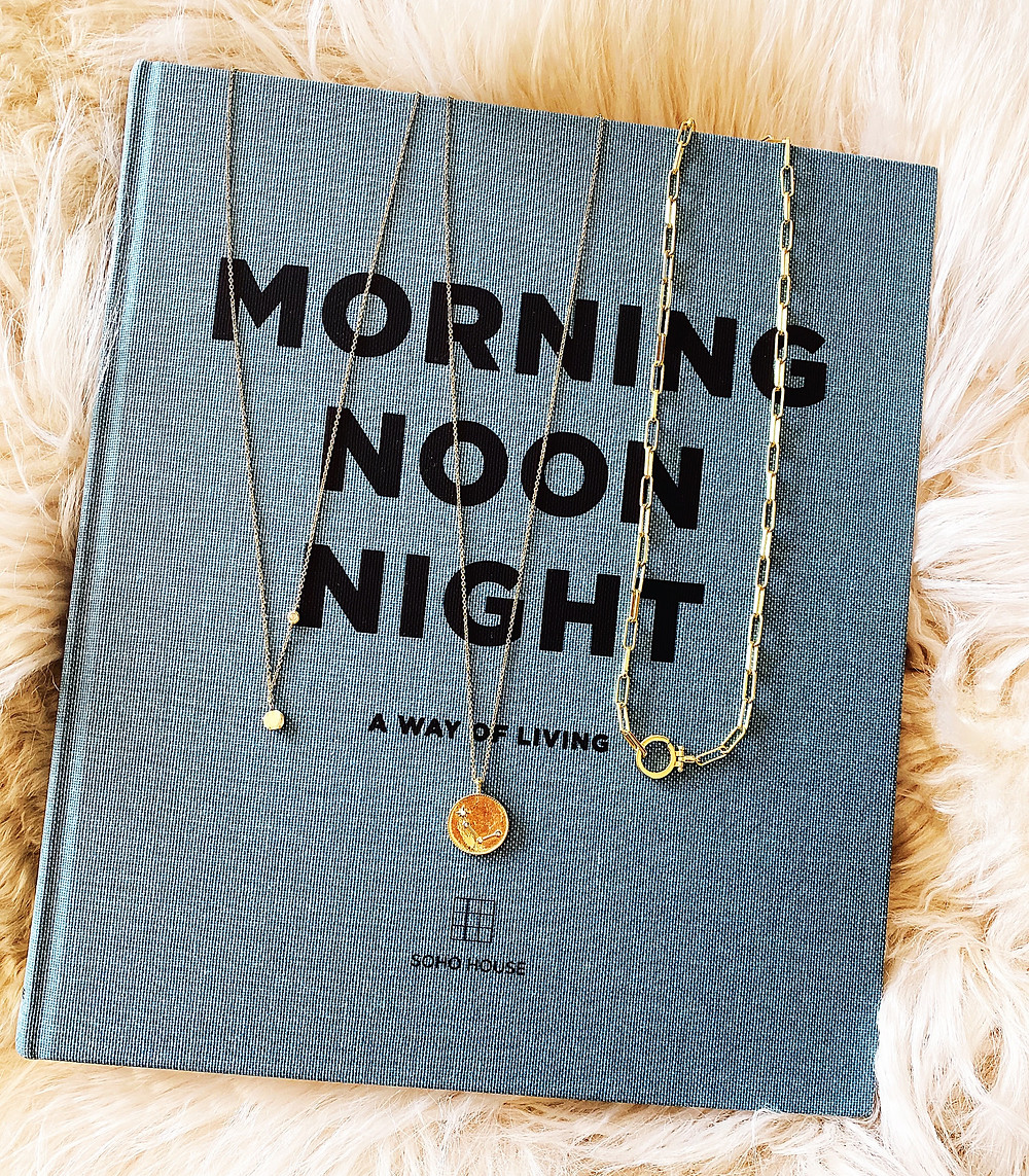 Best Jewelry 2021 - Parker necklace, Astrology Coin necklace and the Power Birthstone necklace | Gorjana