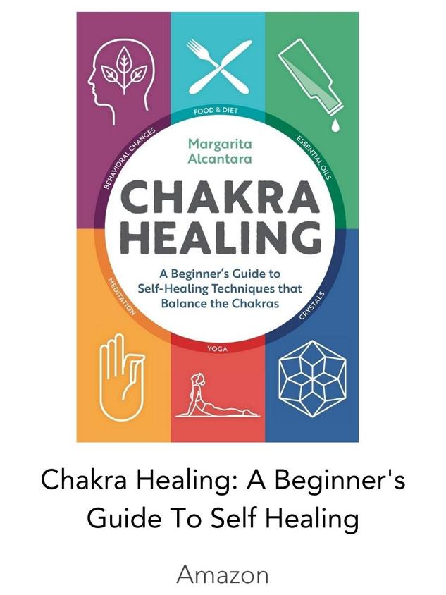 Chakra Healing- A Beginner's Guide Book