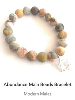 I Am Manifesting Abundance Mala Beads Bracelet Modern Malas.jpg
