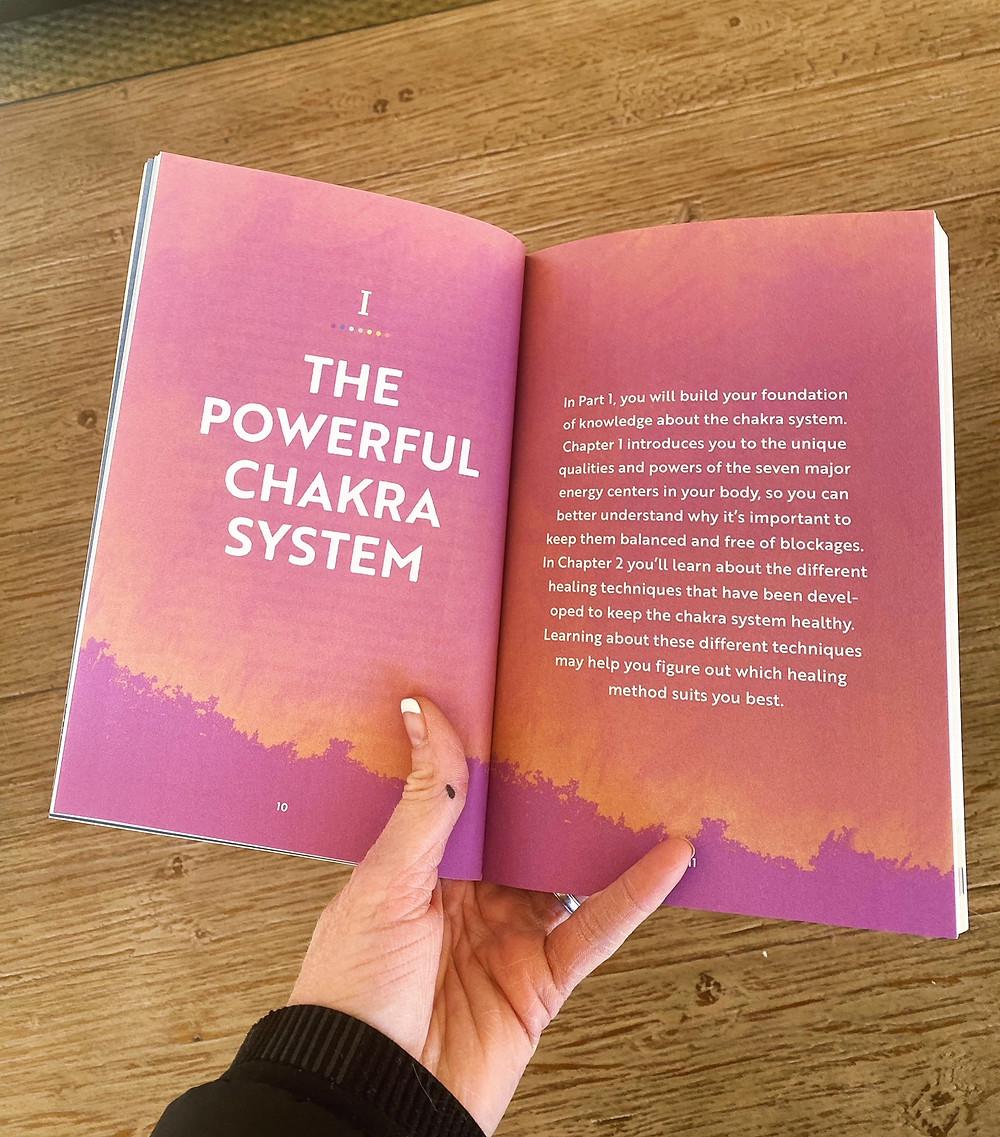 Chakra Healing: A Beginner's Guide To Self Healing Techniques That Balance The Chakras | Margarita Alcantara | Yoga Fashion Self Care Blogger